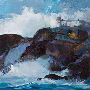 Storm, Eagle Island Co Mayo.