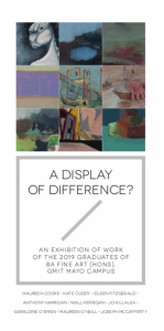 A DISPLAY OF DIFFERENCE?