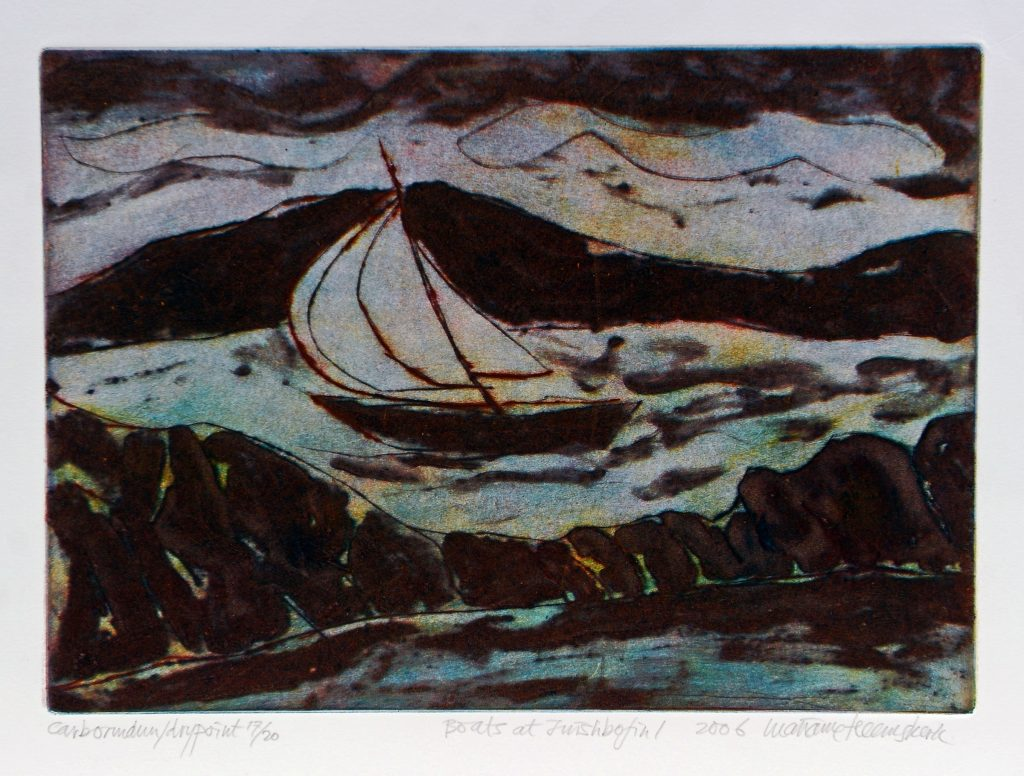 Boats at Inishbofin 1