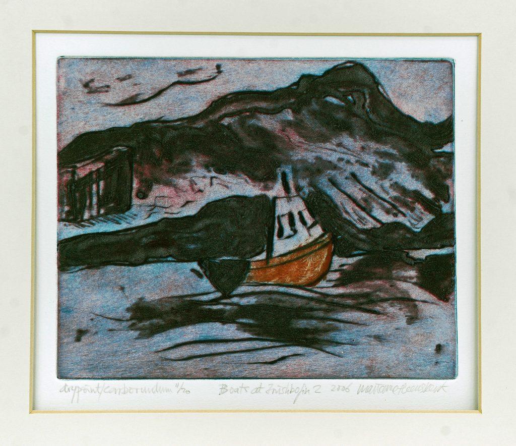 Boats at Inishbofin 2